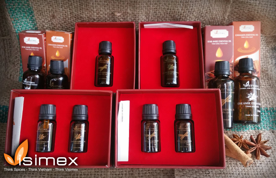 VISIMEX LAUNCHES ADVANCED ESSENTIAL OIL PRODUCTS
